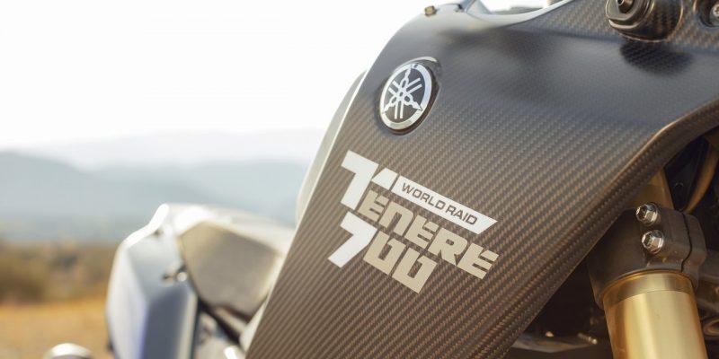 Yamaha Ténéré 700 - emblemat
