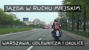 Prawo jazdy kat. A, A1, A2, AM. Obszar egzaminacyjny – jazda w ruchu miejskim