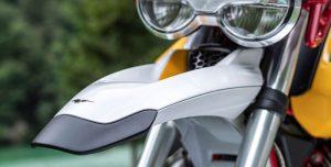 Moto Guzzi V85 TT - błotnik