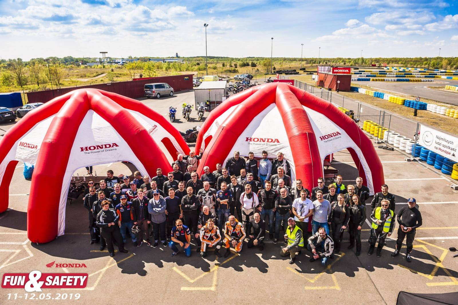Honda Fun&Safety 2019 wideo