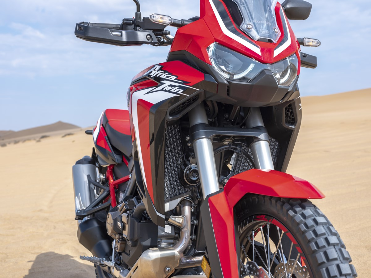 CRF1100L Africa Twin – 2020 r