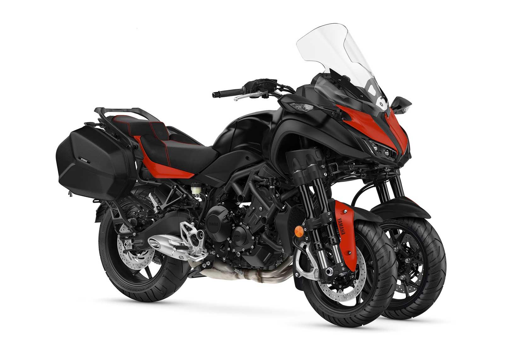 Yamaha Niken GT - 2020 r
