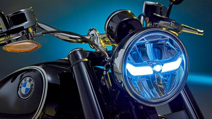 Światła LED w BMW R18