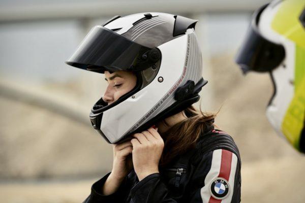 BMW Motorrad przedłuża gwarancję na swoje kaski do pięciu lat