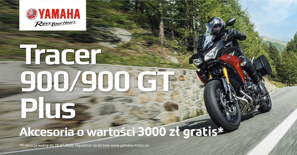 Yamaha rabaty przy zakupie motocykla