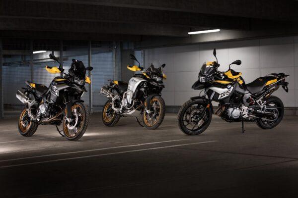 BMW Motorrad prezentuje nowe BMW F 750 GS, BMW F 850 GS i BMW F 850 GS Adventure