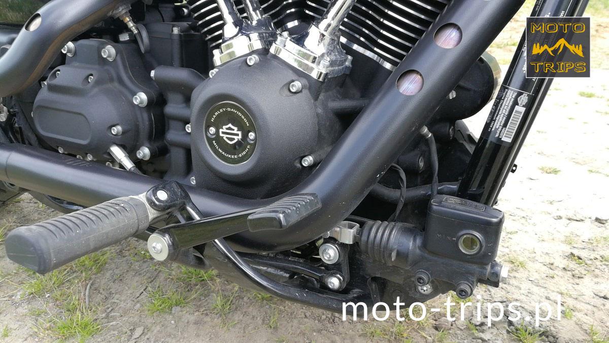 Harley-Davidson-Low-Rider-S---hamulec