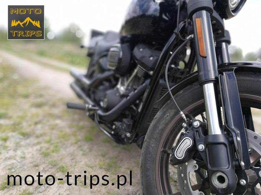 Harley-Davidson-Low-Rider-S---zawieszenie