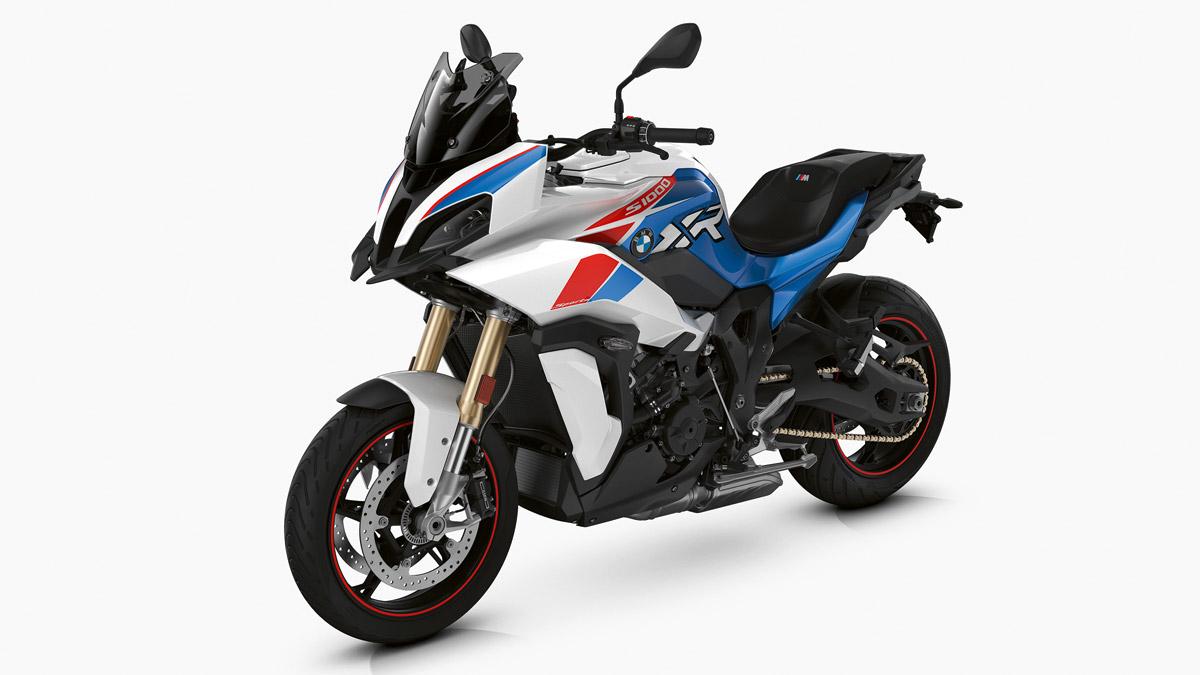 Aktualizacje modeli BMW Motorrad na rok modelowy 2021