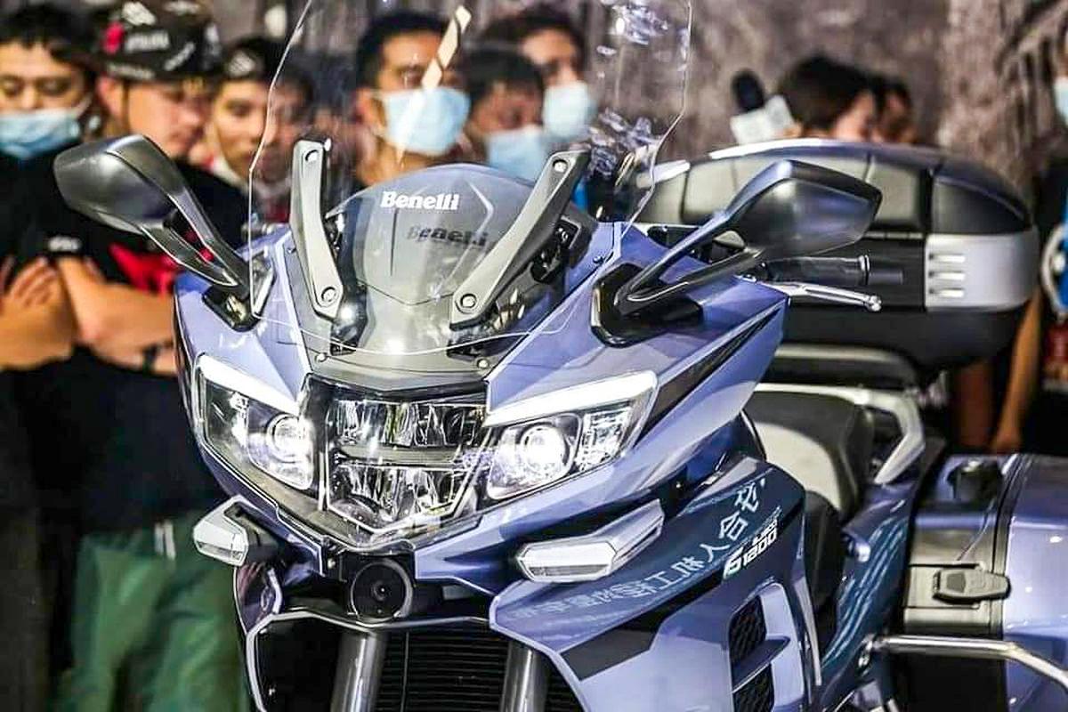 Benelli wypuszcza 1200GT Tourera i planuje więcej nowych motocykli