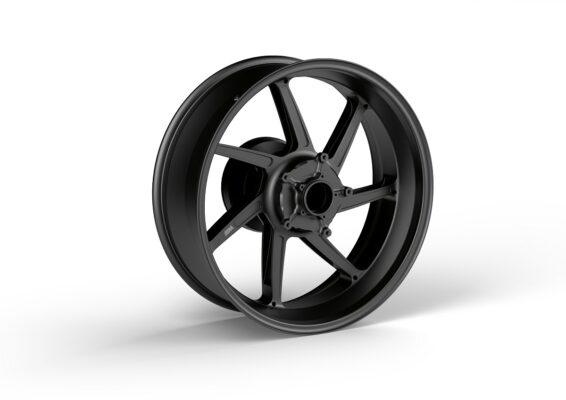 M forged wheel, rear