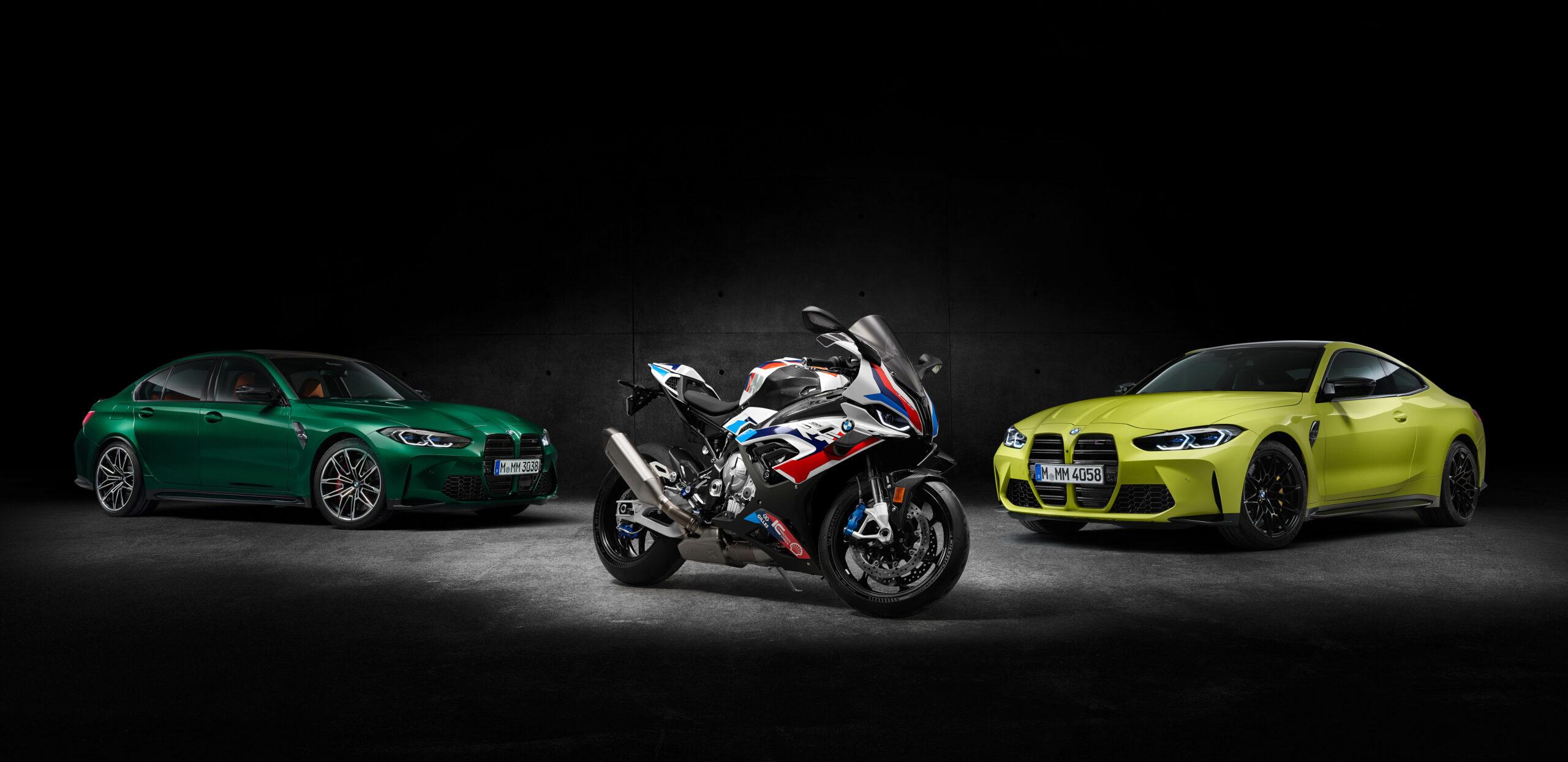 Nowe BMW M 1000 RR – 2021