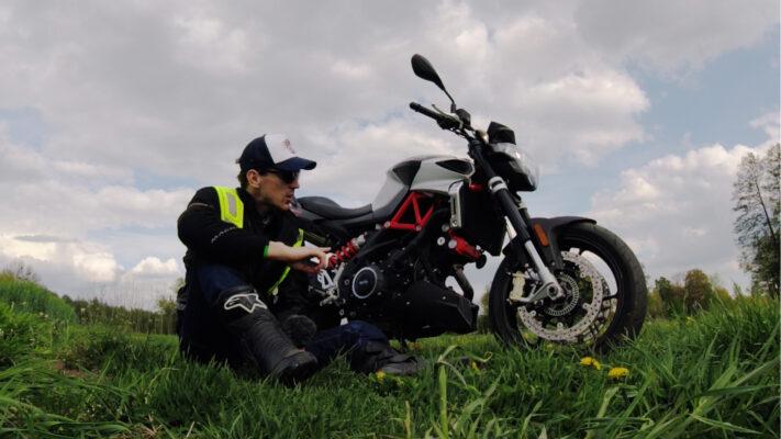 Tydzień z Aprilia Shiver 900 zapraszam na recenzję motocykla