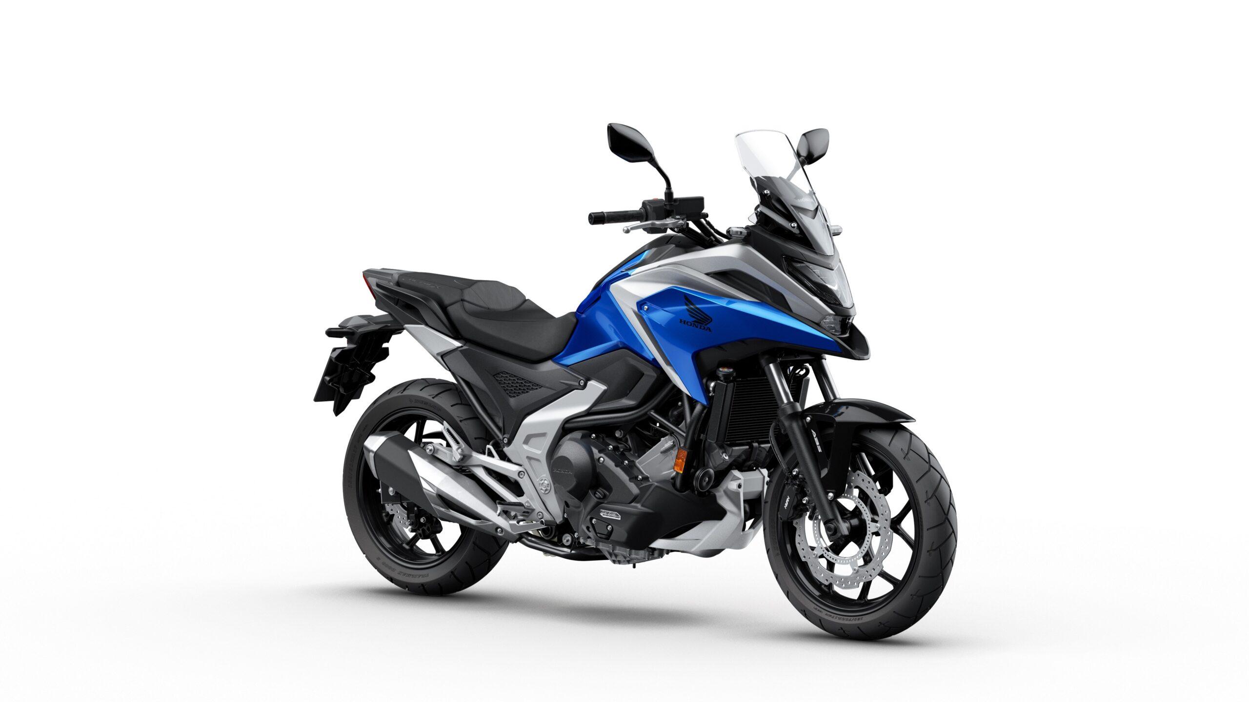 Honda NC750X DCT 2021 Blue
