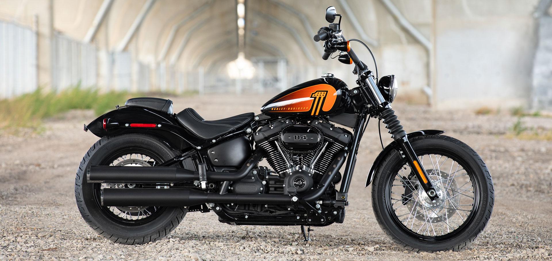 Modele Harley Davidson na rok 2021