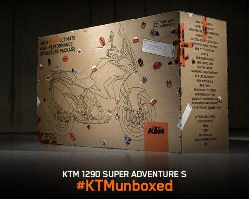 KTM - UNBOX YOUR NEXT ADVENTURE