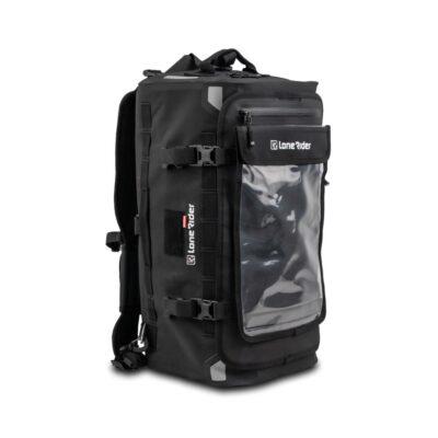 Overlander_48_wodoodporna torba motocyklowa i plecak