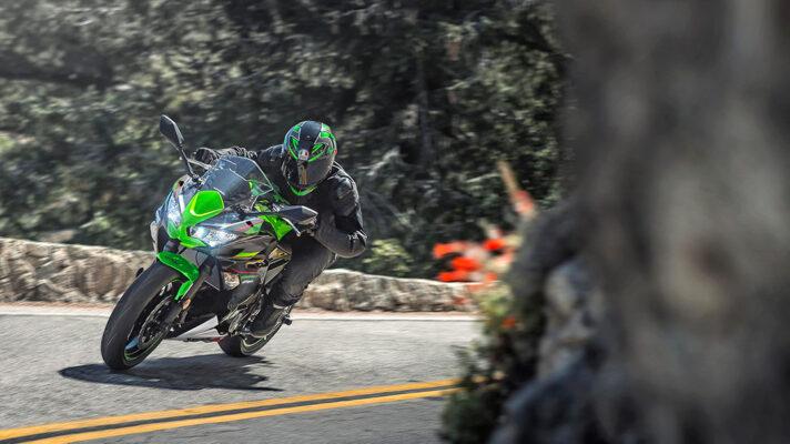 Opinie o Kawasaki Ninja wybierz najlepszą dla siebie