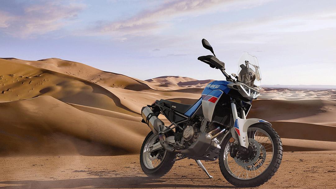 Aprilia Tuareg 660 – wielki powrót legendy