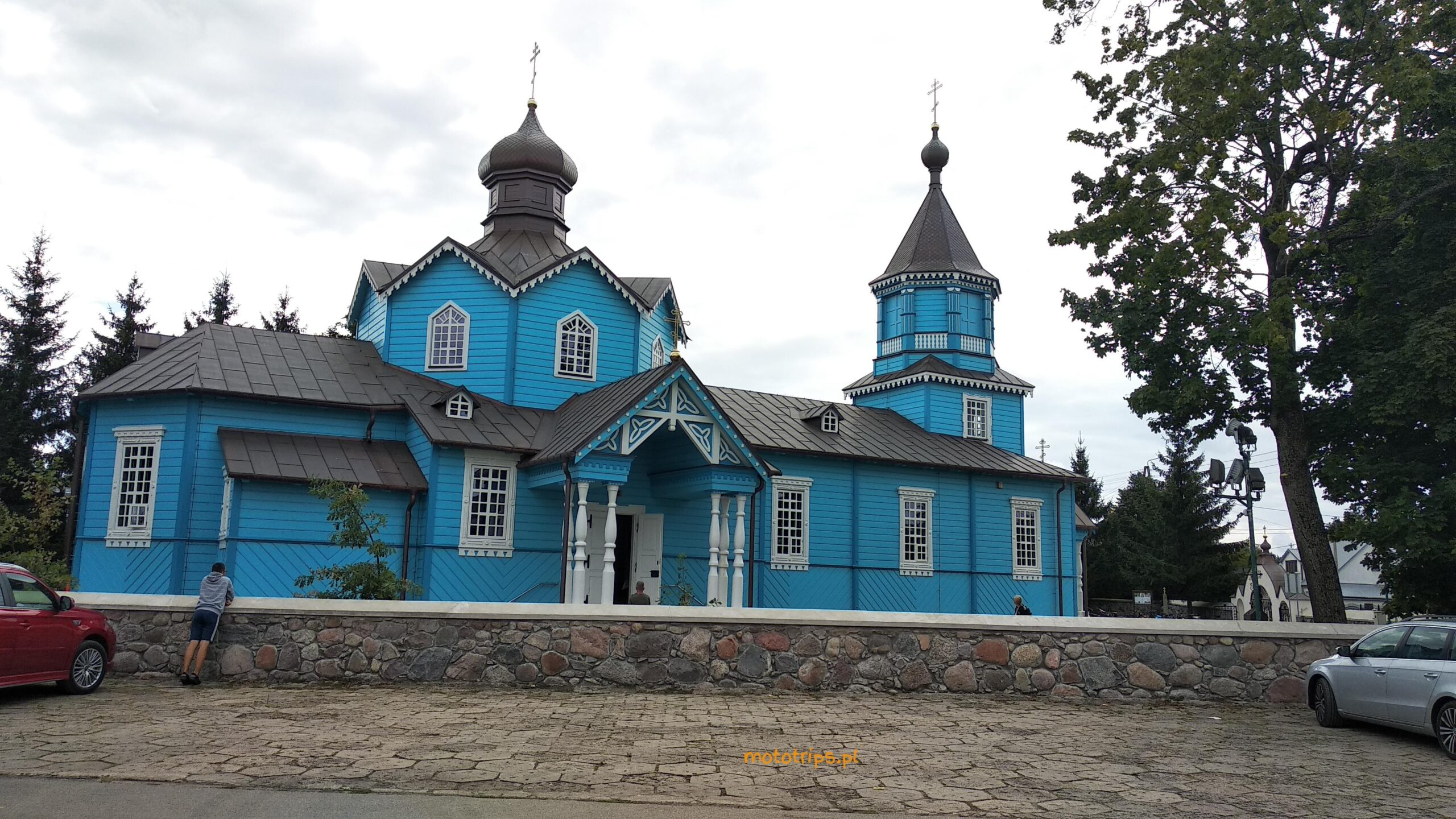 Podlasie – kraina prawosławia i otwartych okiennic
